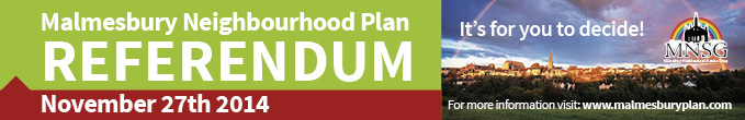 Malmesbury Neighbourhood Plan Referendum