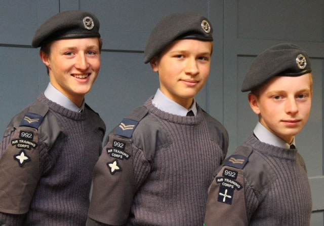 Malmesbury Royal Air Force Air Cadets