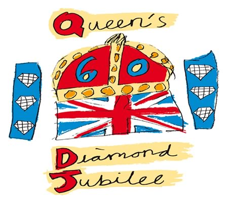The Queens Diamond Jubilee 2012
