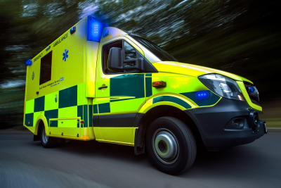 South Western Ambulance respond to coronavirus outbreaks