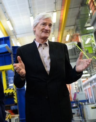 Dyson comes under fire for relocating head office to Singapore