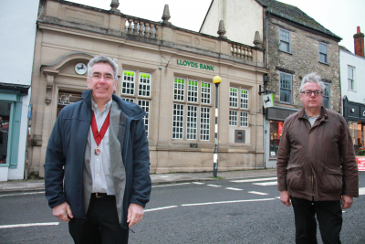 Last ditch appeal to save Malmesbury's last bank branch