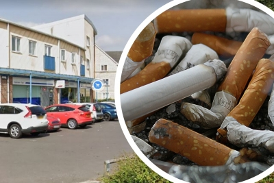 Thieves take £12,500-worth of cigarettes from Tesco lorry