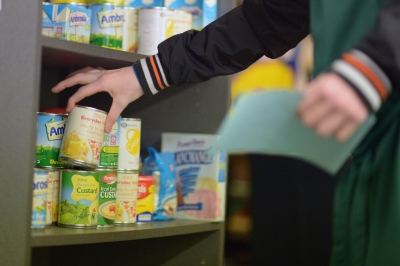 Foodbanks in Wiltshire fearful as winter looms