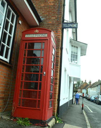 Consultations on iconic phone boxes underway in Wiltshire