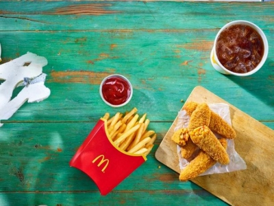 McDonald's set to launch first vegan meal