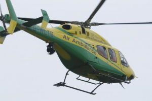 Teenager seriously injured in crash near Melksham