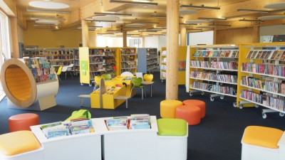 Wiltshire libraries to support residents during lockdown