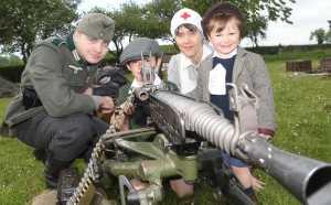 Wartime Britain brought to life at REME Museum