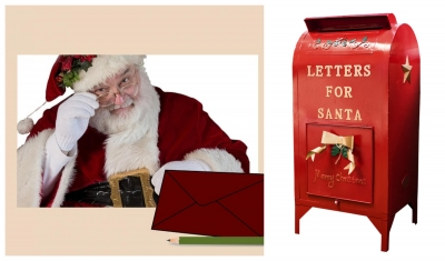 How to get a free letter from Santa for your kids