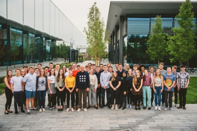 Dyson Institute welcomes its second cohort of engineering students