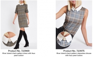 River Island recall clothes over fears they contain harmful chemicals