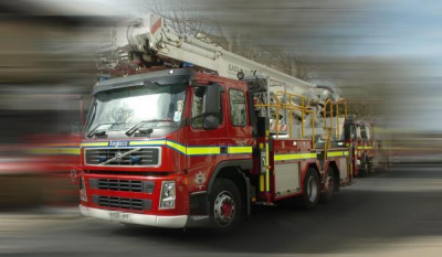 Vehicle fire sparks call-out for Ramsbury crew