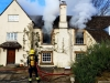 House fire in Great Somerford