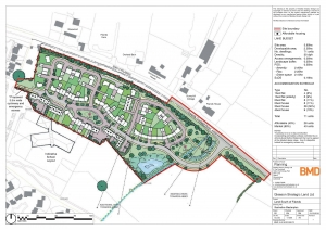 Anger over new Malmesbury housing plans