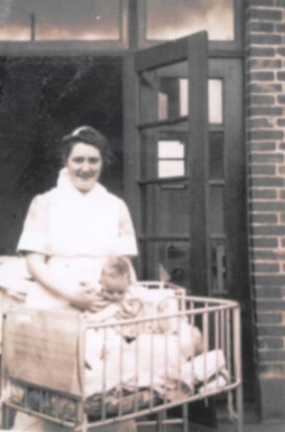 Malmesbury resident reminisces over times working as a midwife for the NHS