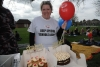 Chippenham's Picnic in the Park to save the special schools with tea, juice, cakes and sandwiches has some good news