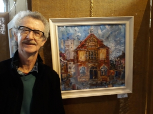 Wiltshire Artists' exhibition brings in sale and creates interest in Marlborough