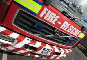 Fire crews force entry to Devizes home for ambulance paramedics