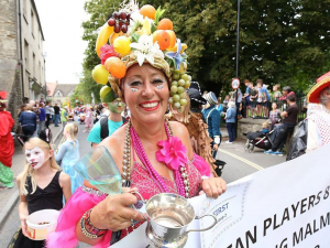 Malmesbury Carnival goes online with spectacular virtual procession planned