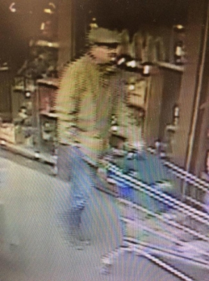 Police in Malmesbury hunt store attacker