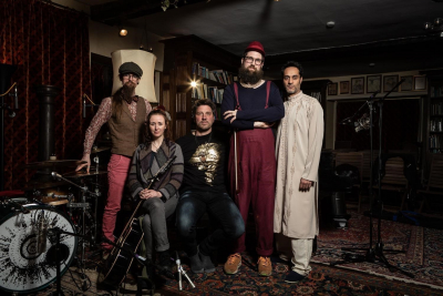 Will Lawton and The Alchemists concert will be live-streamed on YouTube from Pound Arts in Corsham