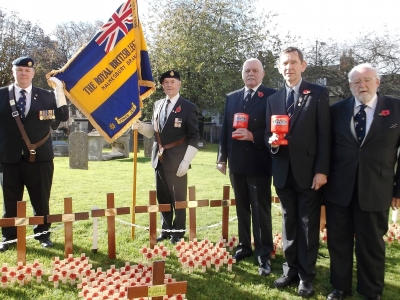 North Wiltshire remembers one hundred years since the end of WW1