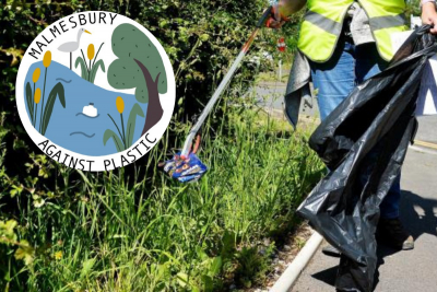 Can you help? Malmesbury's Big Clean Up to tackle town's litter problem