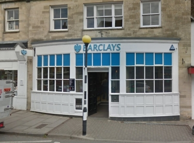 Shock as Barclays Bank in Malmesbury is set to close its doors in June